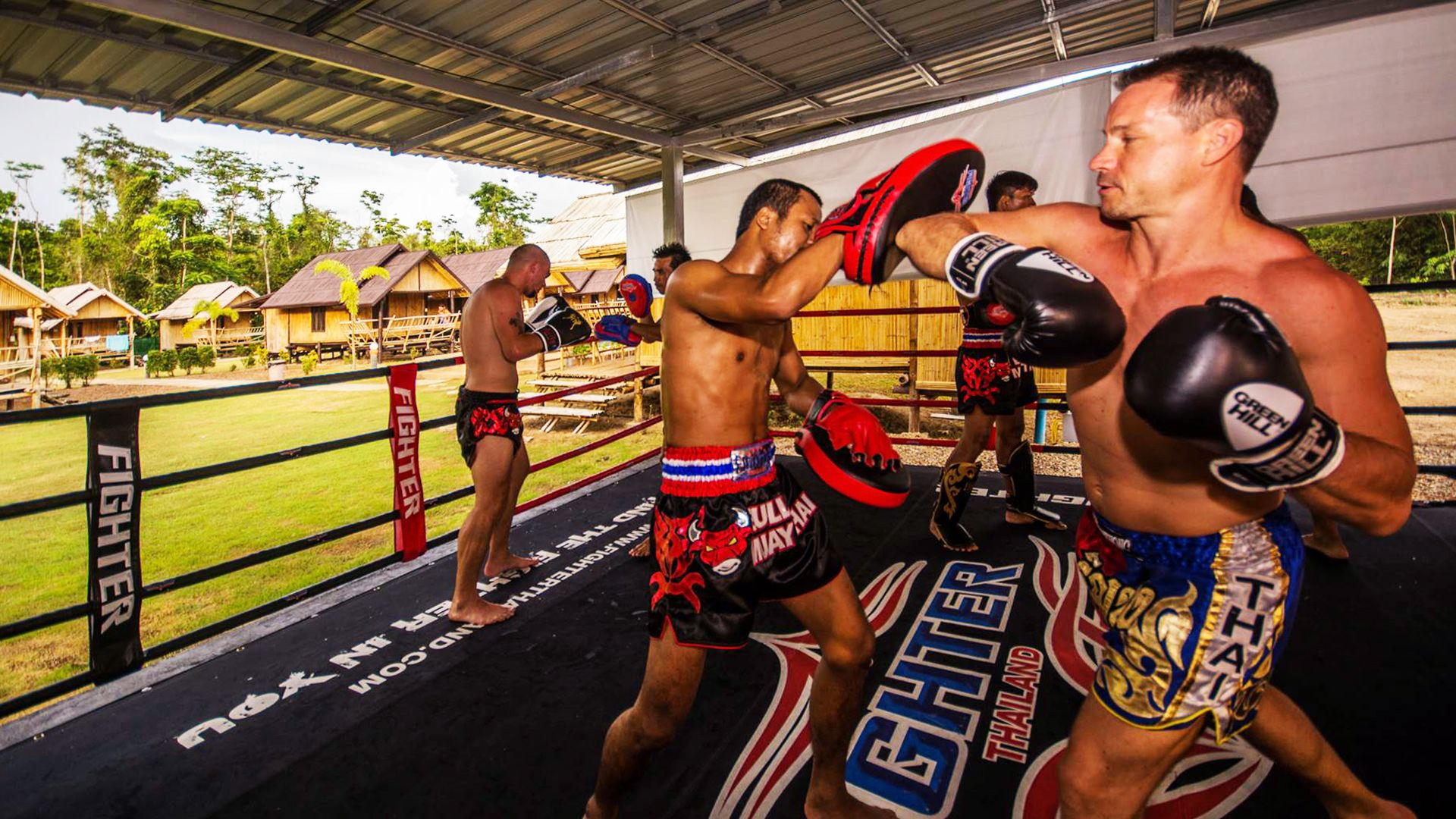 Good Health in Phuket at Gym of Muay Thai Boxing is a Perfect Choice